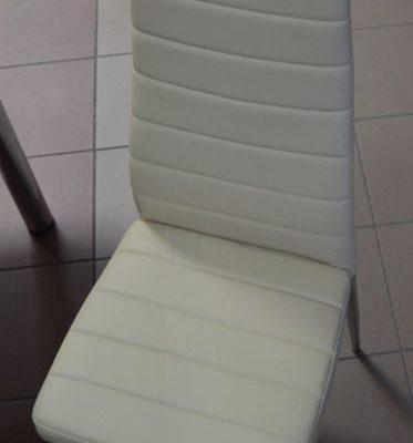 krzesła eko skóra.
